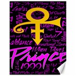 Prince Poster Canvas 12  x 16   16 x12 Canvas - 1