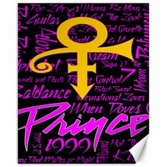Prince Poster Canvas 16  x 20