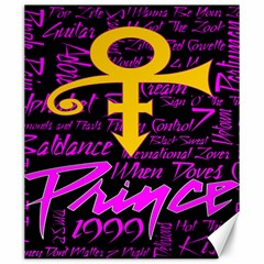 Prince Poster Canvas 20  x 24