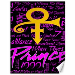 Prince Poster Canvas 36  x 48