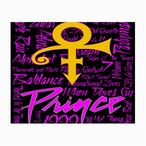 Prince Poster Small Glasses Cloth (2-Side)