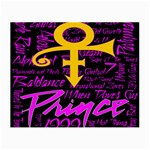 Prince Poster Small Glasses Cloth (2-Side) Back