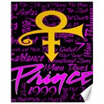 Prince Poster Canvas 11  x 14   14 x11 Canvas - 1