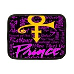 Prince Poster Netbook Case (Small)  Front