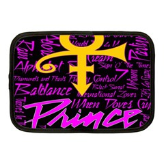 Prince Poster Netbook Case (Medium)
