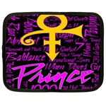 Prince Poster Netbook Case (Large) Front