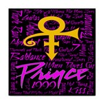 Prince Poster Face Towel Front
