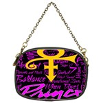 Prince Poster Chain Purses (One Side)  Front