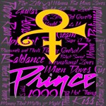 Prince Poster Mini Canvas 8  x 8  8  x 8  x 0.875  Stretched Canvas