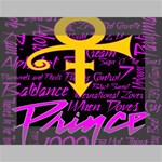 Prince Poster Mini Canvas 7  x 5  7  x 5  x 0.875  Stretched Canvas