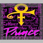 Prince Poster Canvas 10  x 8  10  x 8  x 0.875  Stretched Canvas