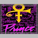 Prince Poster Canvas 16  x 12  16  x 12  x 0.875  Stretched Canvas