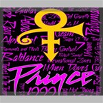 Prince Poster Canvas 24  x 20  24  x 20  x 0.875  Stretched Canvas