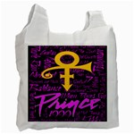 Prince Poster Recycle Bag (Two Side)  Front