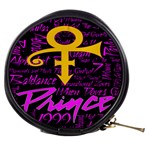 Prince Poster Mini Makeup Bags Front