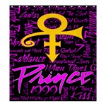 Prince Poster Shower Curtain 66  x 72  (Large)  58.75 x64.8 Curtain