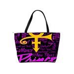 Prince Poster Shoulder Handbags Back