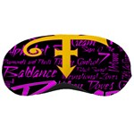 Prince Poster Sleeping Masks Front
