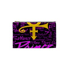 Prince Poster Cosmetic Bag (small)