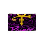 Prince Poster Cosmetic Bag (Small)  Front