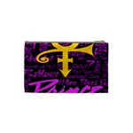 Prince Poster Cosmetic Bag (Small)  Back