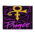 Prince Poster Cosmetic Bag (XL) Front