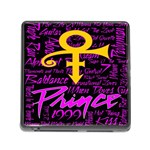 Prince Poster Memory Card Reader (Square) Front