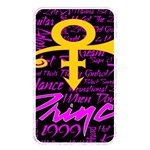 Prince Poster Memory Card Reader Front