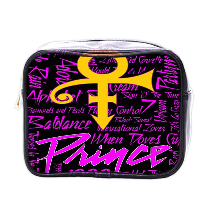 Prince Poster Mini Toiletries Bags