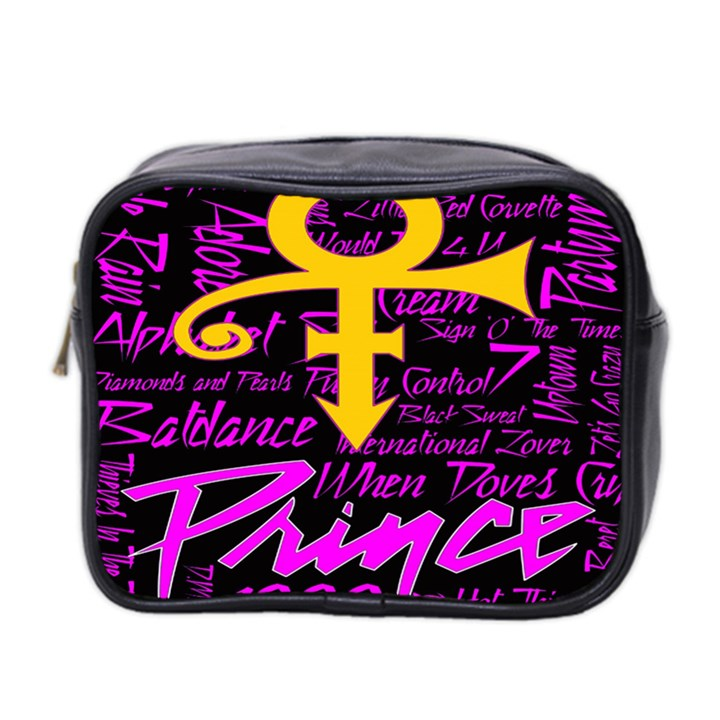 Prince Poster Mini Toiletries Bag 2-Side