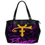 Prince Poster Office Handbags Front