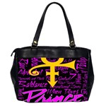 Prince Poster Office Handbags (2 Sides)  Back