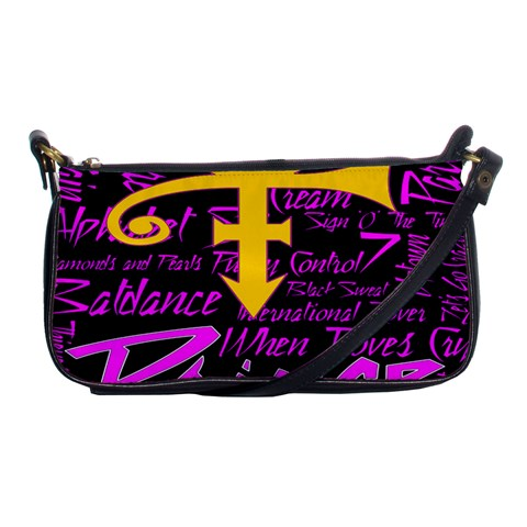 Prince Poster Shoulder Clutch Bags