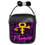 Prince Poster Girls Sling Bags Front