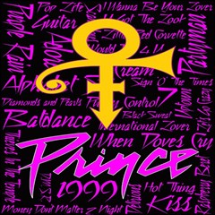 Prince Poster Magic Photo Cubes