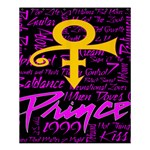 Prince Poster Shower Curtain 60  x 72  (Medium)  54.25 x65.71 Curtain