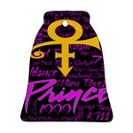 Prince Poster Bell Ornament (2 Sides) Back