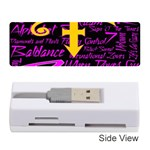 Prince Poster Memory Card Reader (Stick)  Front