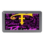 Prince Poster Memory Card Reader (Mini) Front
