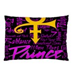 Prince Poster Pillow Case (Two Sides) Back