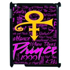 Prince Poster Apple Ipad 2 Case (black)