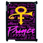 Prince Poster Apple iPad 2 Case (Black) Front