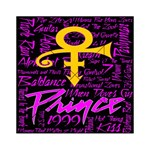 Prince Poster Acrylic Tangram Puzzle (6  x 6 ) Front