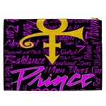 Prince Poster Cosmetic Bag (XXL)  Back