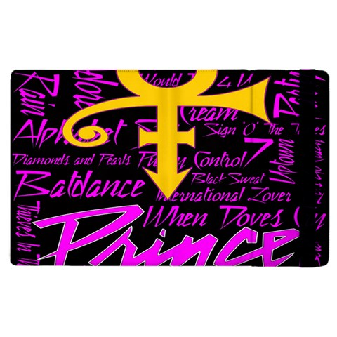 Prince Poster Apple iPad 3/4 Flip Case