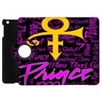 Prince Poster Apple iPad Mini Flip 360 Case Front