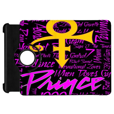 Prince Poster Kindle Fire HD Flip 360 Case