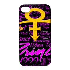 Prince Poster Apple iPhone 4/4S Hardshell Case with Stand