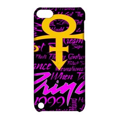 Prince Poster Apple Ipod Touch 5 Hardshell Case With Stand