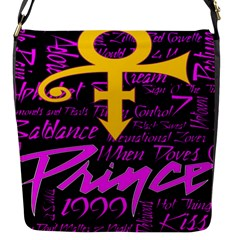 Prince Poster Flap Messenger Bag (s)